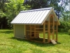 4 x 9 Chicken Cabin