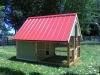6' x 9' Chicken Cabin