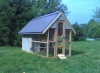 4' x 9' Chicken Cabin